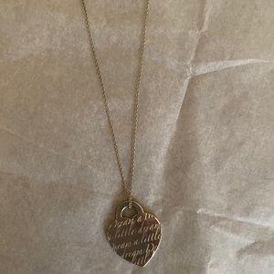 "Tiffany's Dream a Little Dream 16"" necklace"